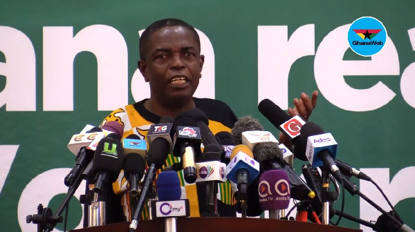 Using SHSs as registering centers purely illegal – Kwesi Pratt