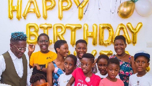 Shatta Wale Daughters Birthday Party