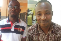 Issaka Ibrahim Nsoh and Robert Adongo