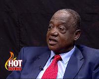 Dr. Benjamin Kunbuor, Former Minister of Defence