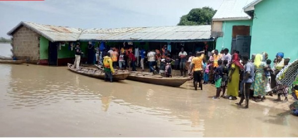 Bagre Dam rather help flooding situation up north – VRA engineer