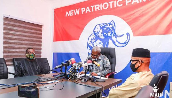 It's no fault of NPP that NDC chose a man who gave us the worst economy - Mac Manu