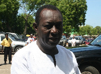 Dr Kwame Addo-Kufuor, Chairman of the SSNIT Board
