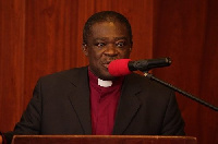 Dr. Kwabena Opuni-Frimpong, Former General Secretary of the Christian Council of Ghana