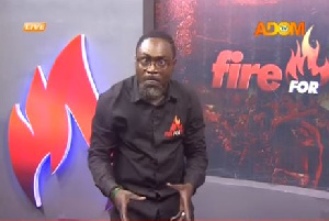 Countryman Songo presenting 'Fire for Fire'