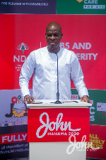 Finance Minister failed to tell Ghanaians about the true state of the economy - Minority leader