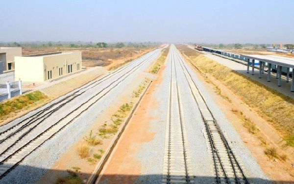 The railway line will connect Accra to Burkina Faso through the Volta and Oti regions and Yendi
