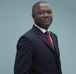 MD-CEO of FBNBank Ghana, Victor Yaw Asante