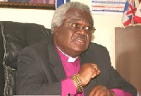 Rev. Professor Emmanuel Martey