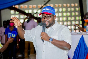 NPP parliamentary candidate for the Bantama constituency, Francis Asenso-Boakye