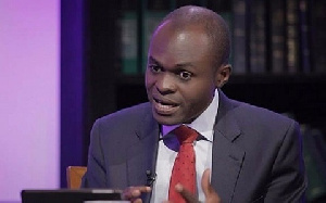 Private legal practitioner, Martin Kpebu