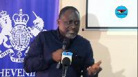 David Ampofo is a veteran journalist