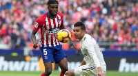 Partey starred for Atletico in their game against Madrid