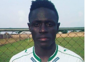 Kwame Poku scored 10 goals for Warriors in the Special Competition