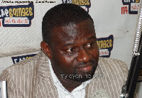 Frank Annor Dompreh - Member of Parliament (MP) for Nsawam Adoagyiri