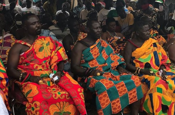 Reactivate Atuabo Free Port if you win – Nzema Chiefs to Mahama