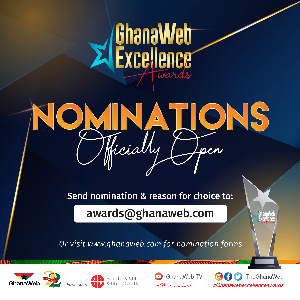 Nominations are unlimited and they open from today and end on August 31, 2021.