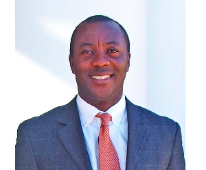 Eddie Mensah, the new Right to Dream Managing Director