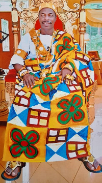 Chief of  Nanglayoo, Torgui Nii Mawuli Dzidzienyo I