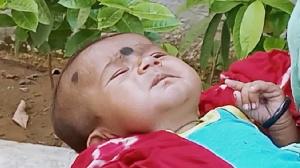 Gujarat: Jaririn da aka sace sau biyu a Indiya