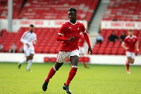 Arvin Appiah has been regularly monitored by some big clubs