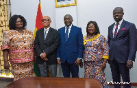 The Emile Short Commission with Dr Bawumia