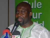 George Andah, former top marketing executive of Glo