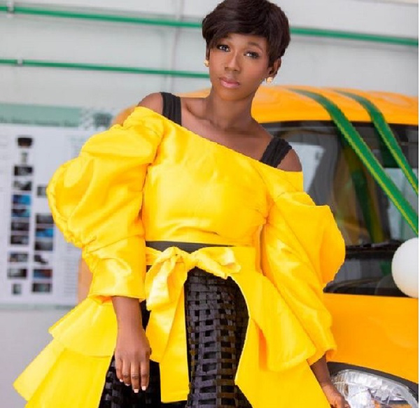 Nothing wrong with switching accents as an actor – Ama K Abebrese ...