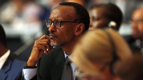 Rwandan president Paul Kagame led this years' genocide anniversary, Kwibuka 27