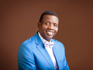Pastor Enoch A. Adeboye, General Overseer of the Redeemed Christian Church of God