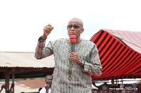 Mustapha Hamid, Spokesperson for Akufo-Addo