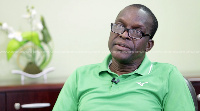 Alban Bagbin, NDC Flagbearer hopeful