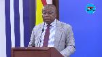 Health Minister, Mr Kwaku Agyeman-Manu