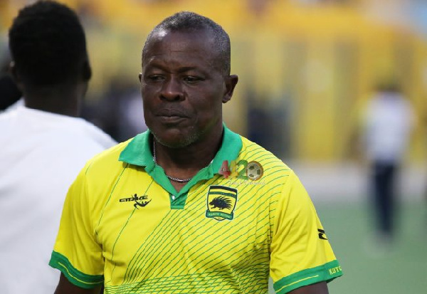 Asante Kotoko management satisfied with the performance of Johnson Smith