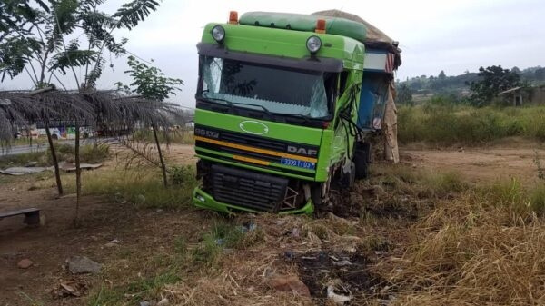 Death toll in twin road crashes now 23