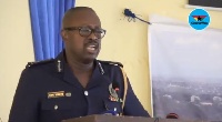 COP Nathan Kofi Boakye, Director-General of Police in charge of Research and Planning