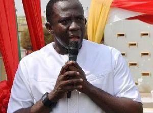 Former Managing Director of BOST, Kingsley Kwame Awuah-Darko