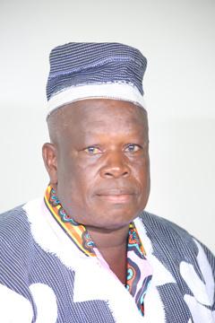 Joseph Bipoba Naabu Yunyoo MP