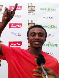 Yeboah wins Accra edition of Ghana's fastest