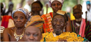 Some chiefs and traditional leaders of Mamprugu