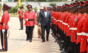 President Mahama advocated a conscious revival to the siprit of patriotism and loyalty in our nation