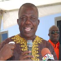 Ashanti Regional Minister - John Alexander Ackon