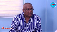 Former Ghana's High Commissioner to UK, Victor Smith