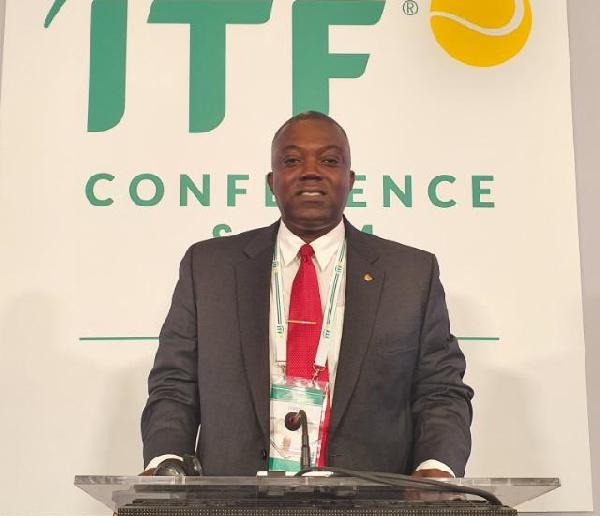 GTF president honors Triparite Games in Wa