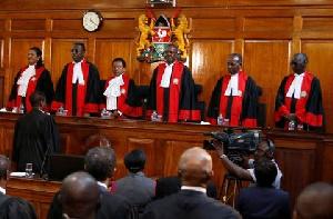 Kenyan Supreme Court Annulment