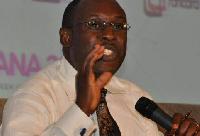 Vice President of IMANI Ghana, Kofi Bentil
