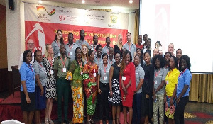 The programme was organised by the Ghanaian-German centre for Jobs, Migration and Re-integration