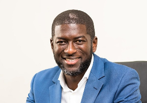 Kevin Okyere, Chief Executive Officer of the Springfield Group