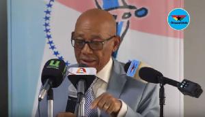 Former CHRAJ Commissioner, Justice Francis Emile Short