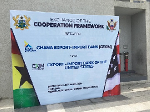 EXIM and GEXIM sign agreement to empower private sector